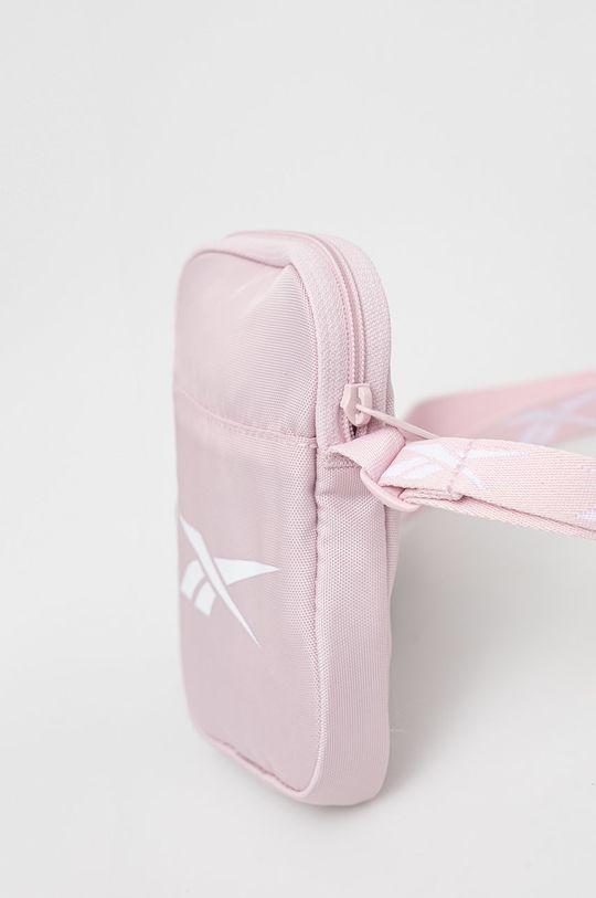 Reebok - Saszetka pastelowy różowy