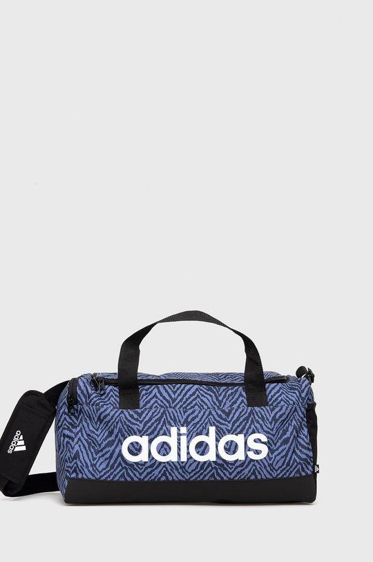 fialová adidas - Sportovní taška Dámský