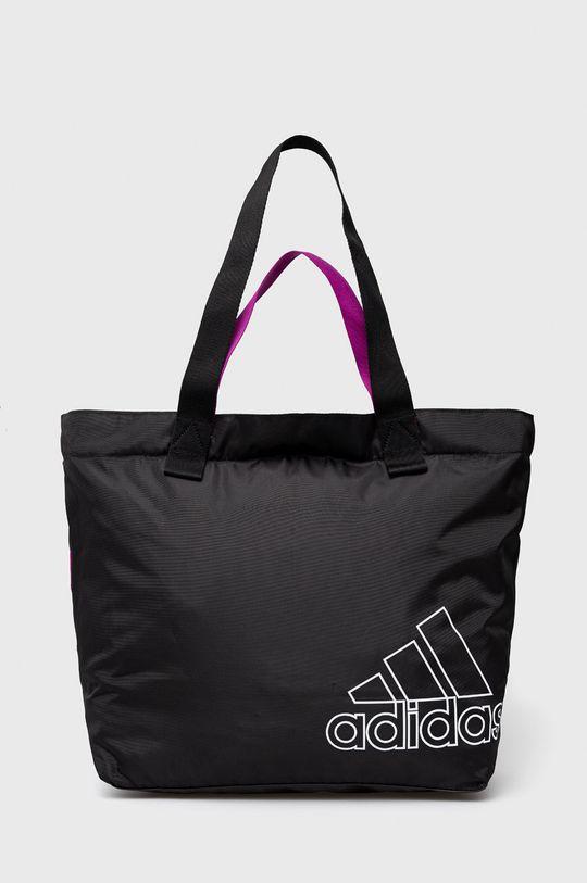 czarny Adidas Performance - Torebka Damski
