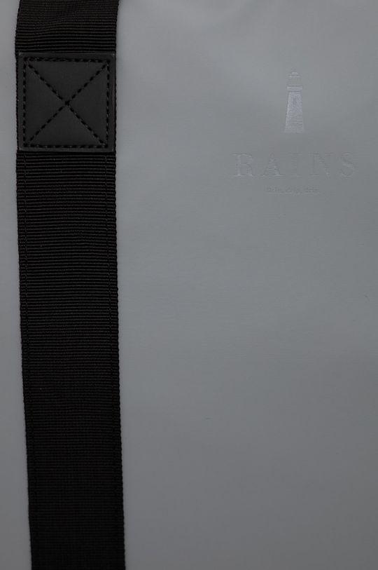 Rains - Torba 1225 Tote Bag Rush jasny szary
