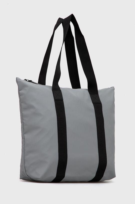 Rains - Torba 1225 Tote Bag Rush 64 % Poliester, 36 % PU