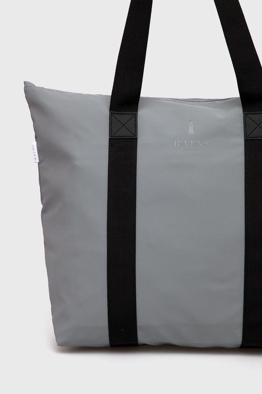 jasny szary Rains - Torba 1225 Tote Bag Rush