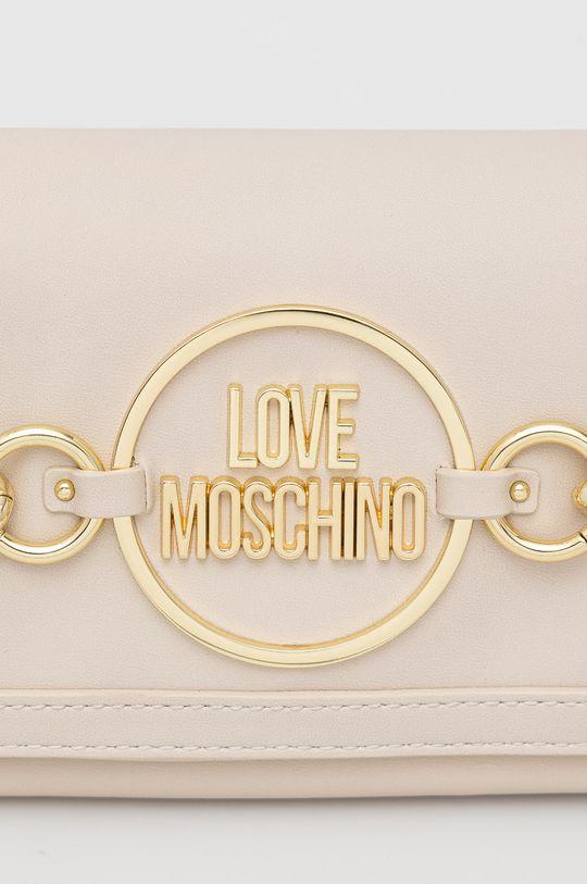 Love Moschino - Torebka kremowy