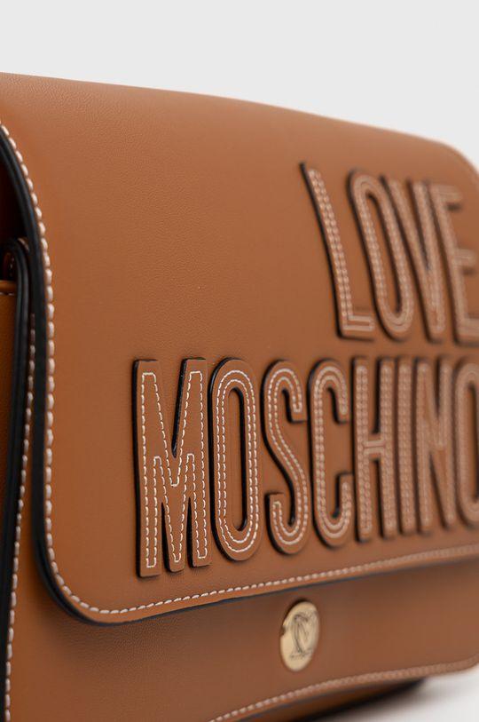 złoty brąz Love Moschino - Torebka