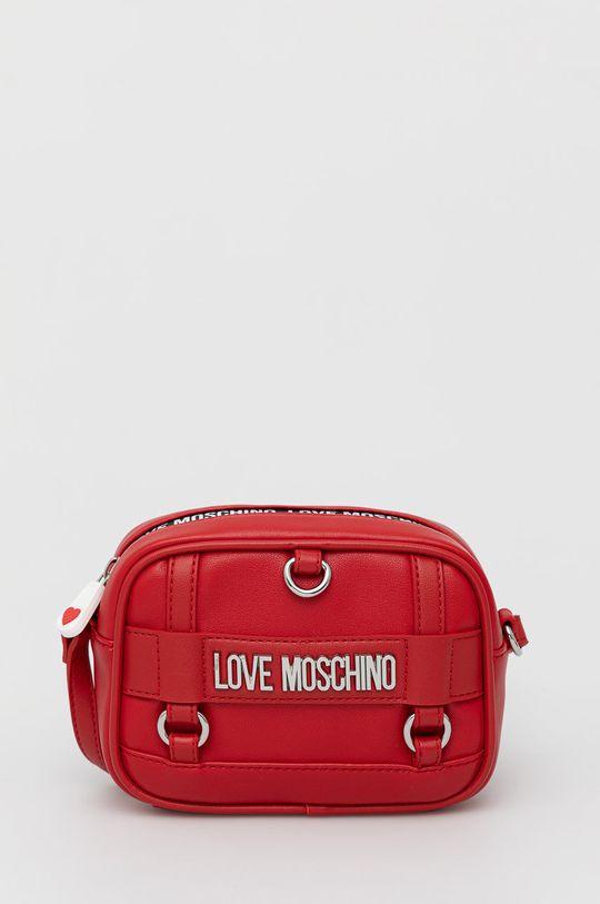 czerwony Love Moschino - Torebka Damski