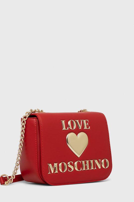 Love Moschino - Kabelka červená