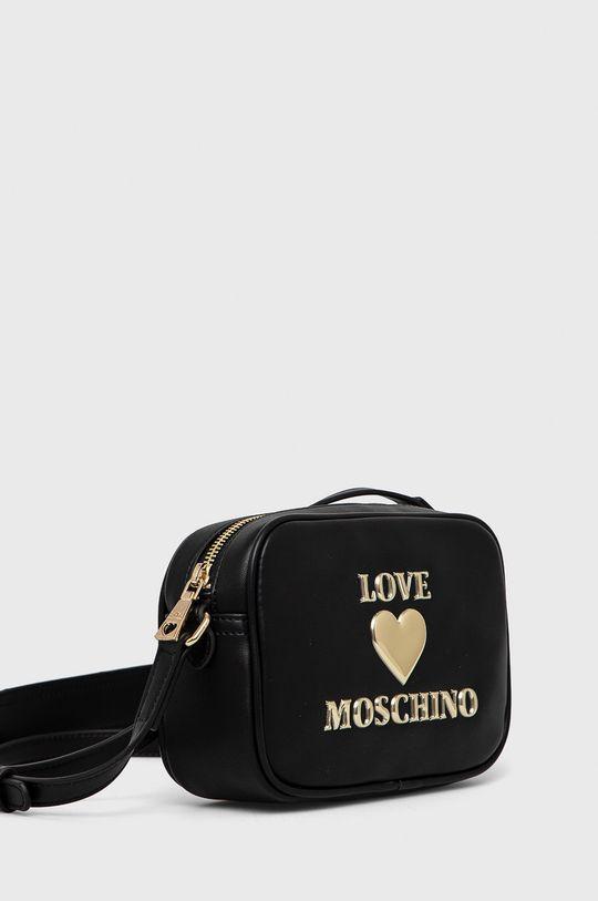 Love Moschino - Kabelka černá
