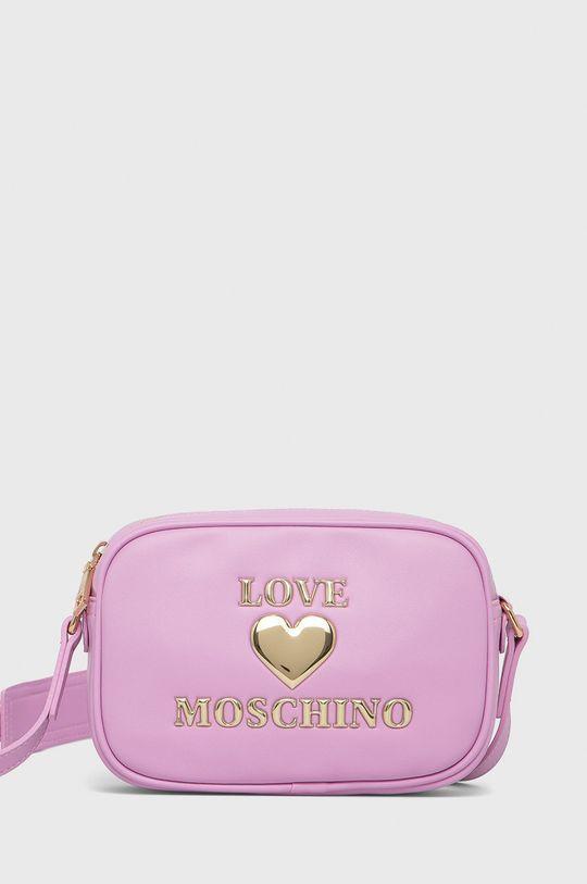 růžová Love Moschino - Kabelka Dámský
