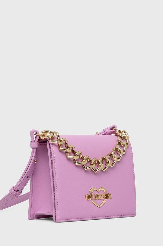Love Moschino - Kabelka růžová