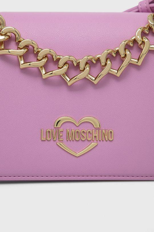 růžová Love Moschino - Kabelka