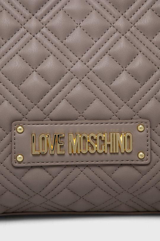 světle šedá Love Moschino - Kabelka