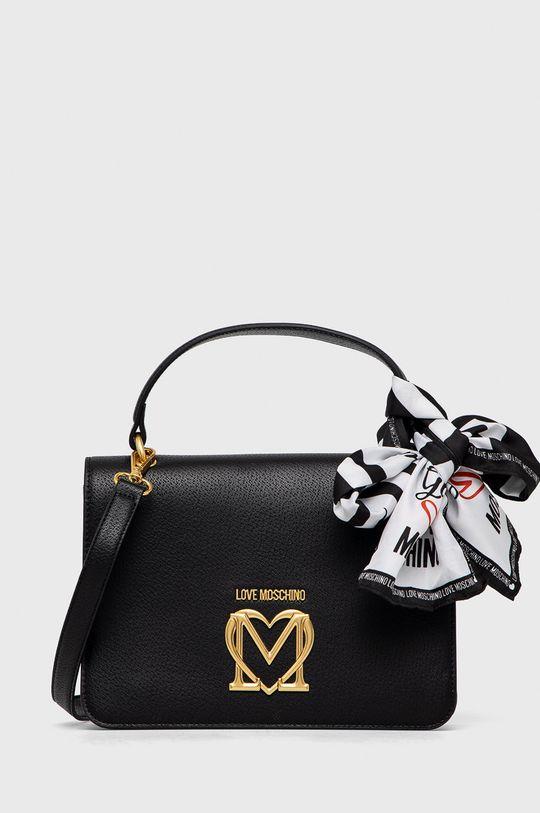 černá Love Moschino - Kabelka Dámský