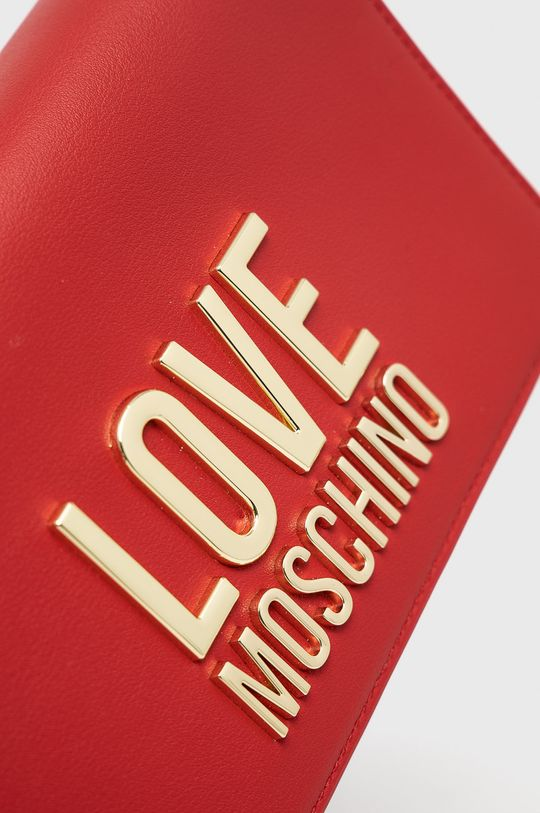 červená Love Moschino - Kabelka
