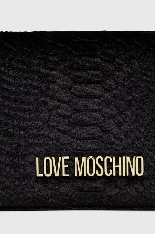 negru Love Moschino - Poseta