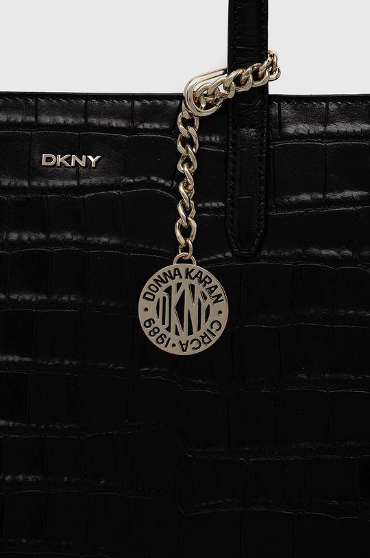 negru Dkny - Poseta de piele