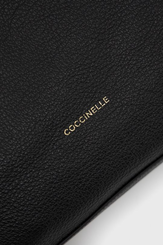Coccinelle - Poseta de piele Estelle negru