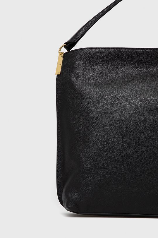negru Coccinelle - Poseta de piele Estelle
