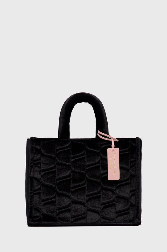 negru Coccinelle - Poseta Never Without Bag De femei