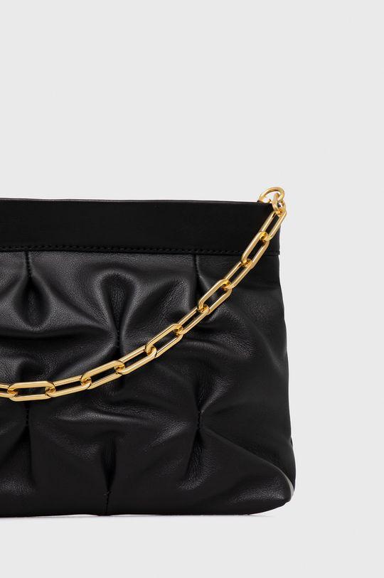 negru Coccinelle - Poseta de piele Marquise Goodie