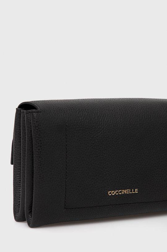 negru Coccinelle - Poseta de piele