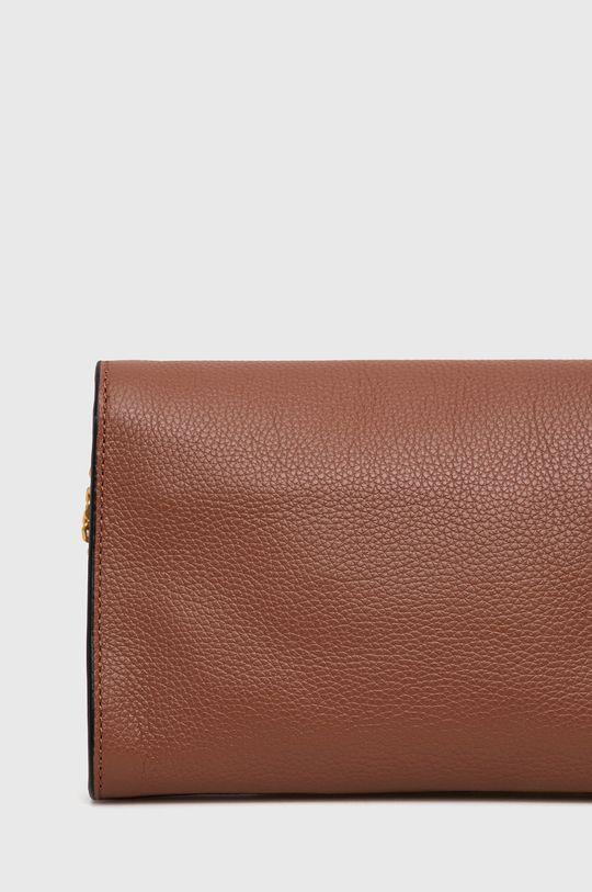 Coccinelle - Kožená kabelka Mini Bag  Prírodná koža