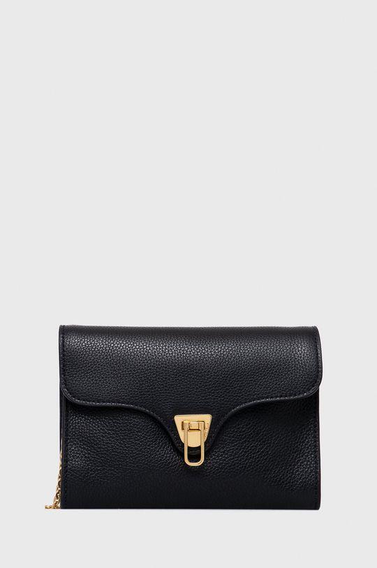 negru Coccinelle - Poseta de piele Mini Bag De femei