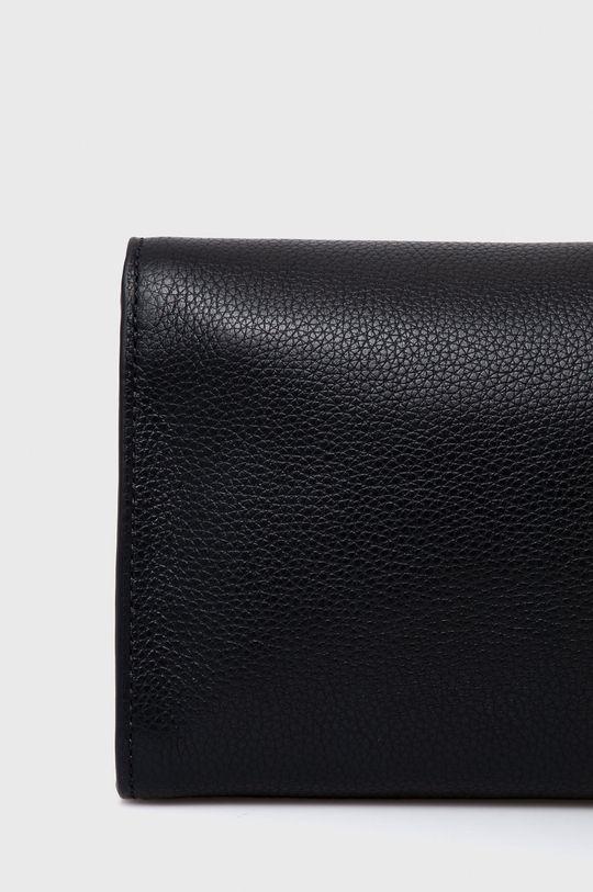negru Coccinelle - Poseta de piele Mini Bag