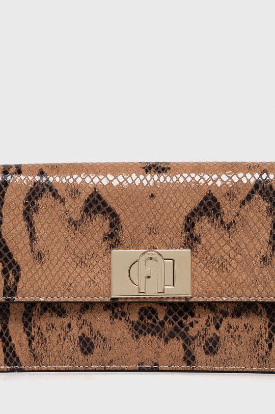 Furla - Kožená kabelka 1927  Podšívka: 100% Polyester Základná látka: Prírodná koža
