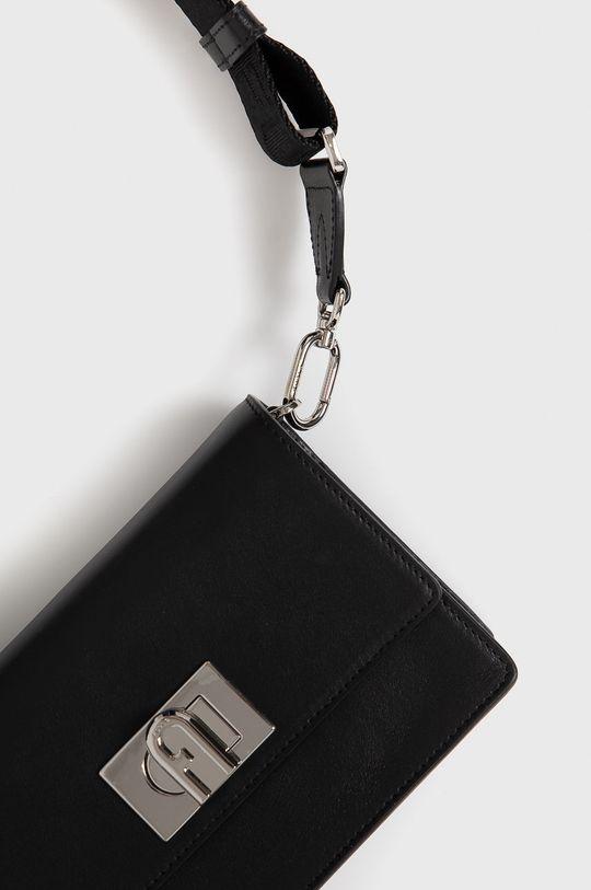 Furla - Kožená kabelka 1927 černá