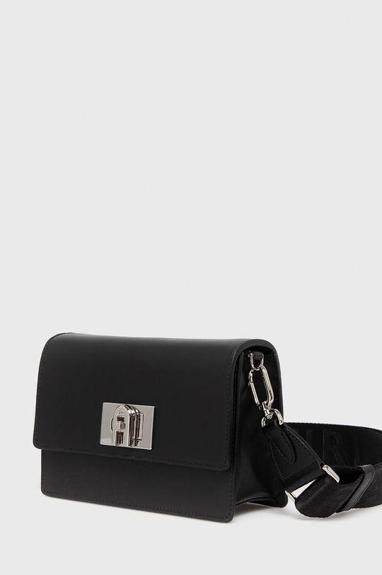Furla - Kožená kabelka 1927  Podšívka: Polyester Hlavní materiál: Polyester, Přírodní kůže