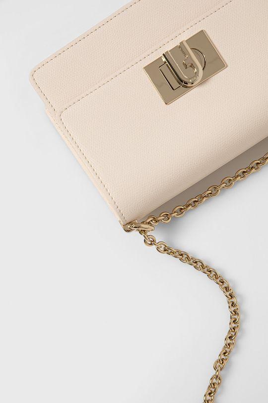 Furla - Kožená kabelka 1927  Podšívka: 22% Nylón, 78% Viskóza Základná látka: Prírodná koža