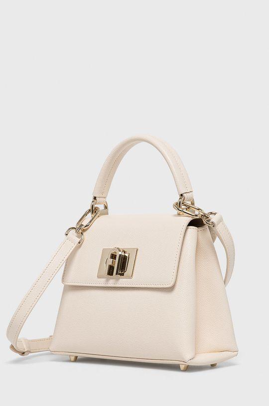 Furla - Kožená kabelka 1927  Podšívka: 100% Polyester Hlavní materiál: Přírodní kůže