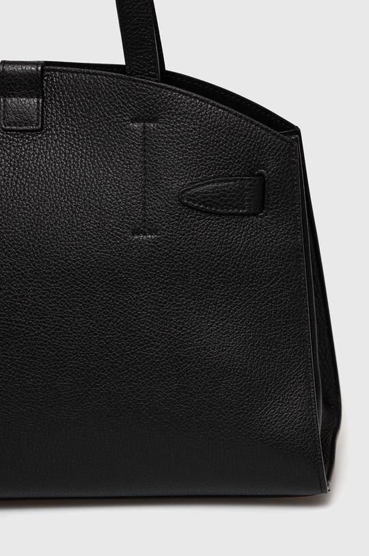 Furla - Kožená kabelka Margherita  Podšívka: 20% Bavlna, 80% Polyester Hlavní materiál: 100% Přírodní kůže