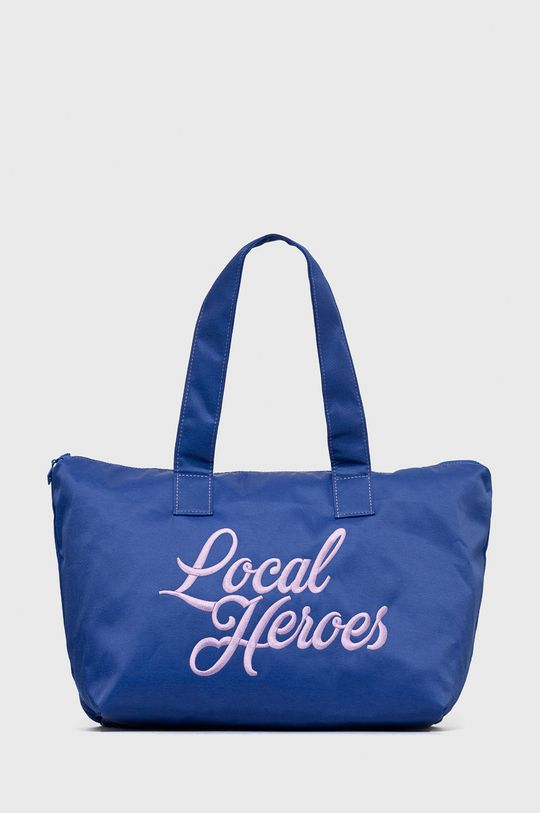 modrá Local Heroes - Kabelka Dámský