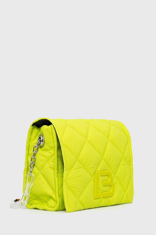 BIMBA Y LOLA - Poseta galben – verde
