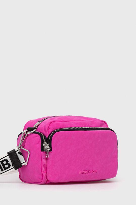 BIMBA Y LOLA - Poseta roz ascutit