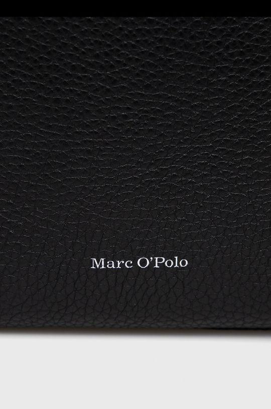 czarny Marc O'Polo - Torebka skórzana