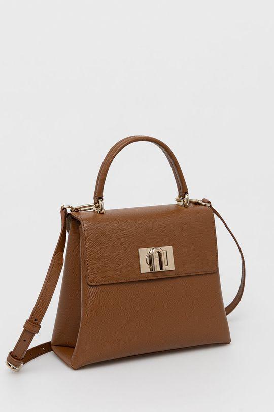 Furla - Kožená kabelka 1927  Vnitřek: 100% Polyester Hlavní materiál: 100% Přírodní kůže