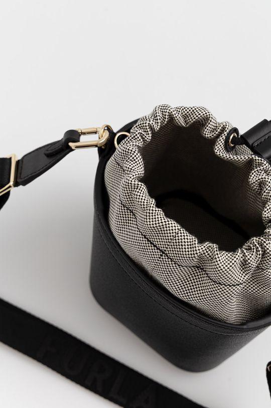 Furla - Kožená kabelka Vertigine Dámský
