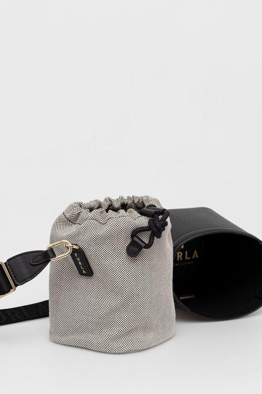 Furla - Kožená kabelka Vertigine