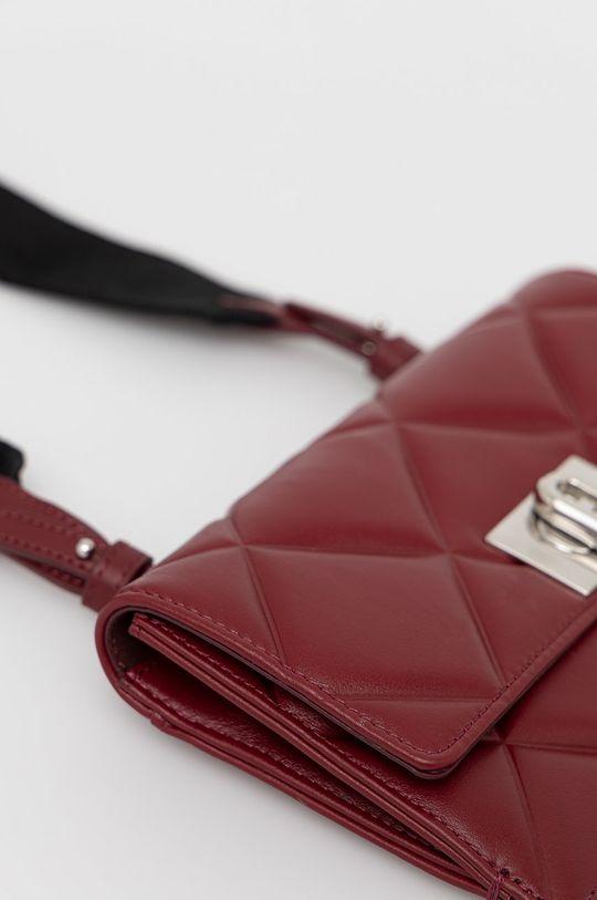 Furla - Kožená kabelka 1927  Vnitřek: 19% Polyamid, 70% Polyester, 11% Polyuretan Hlavní materiál: 10% Nylon, 90% Přírodní kůže