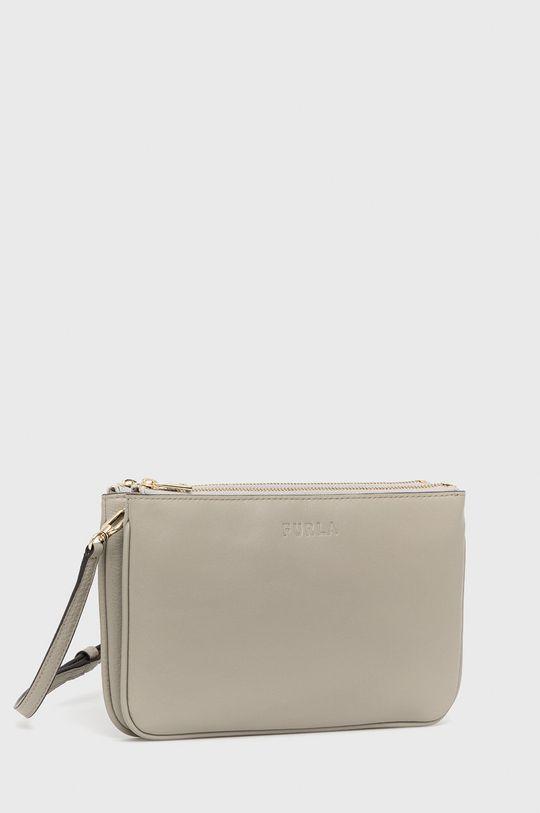 Furla - Kožená kabelka Miastella  100% Prírodná koža