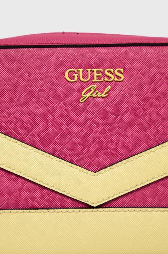 Guess - Dětská kabelka  Podšívka: 100% Polyester Hlavní materiál: 100% Polyuretan