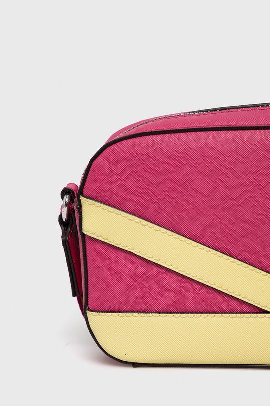 fuchsiová Guess - Dětská kabelka