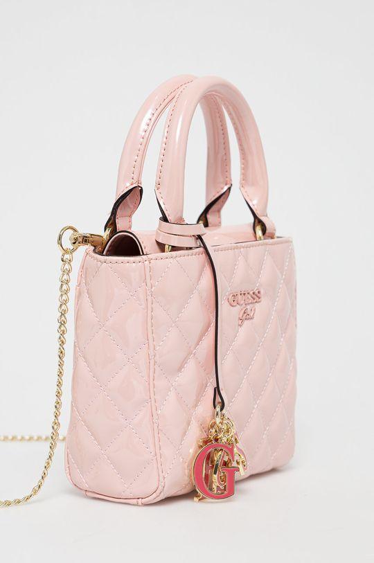 Guess - Dětská kabelka růžová