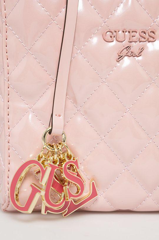růžová Guess - Dětská kabelka