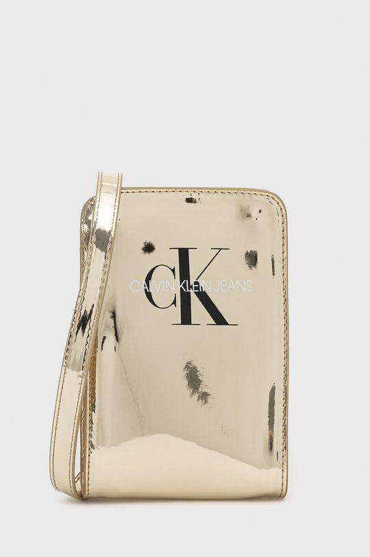 zlatá Calvin Klein Jeans - Dětský pytlíček Dětský