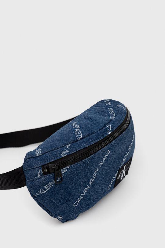 Calvin Klein Jeans - Ľadvinka tmavomodrá