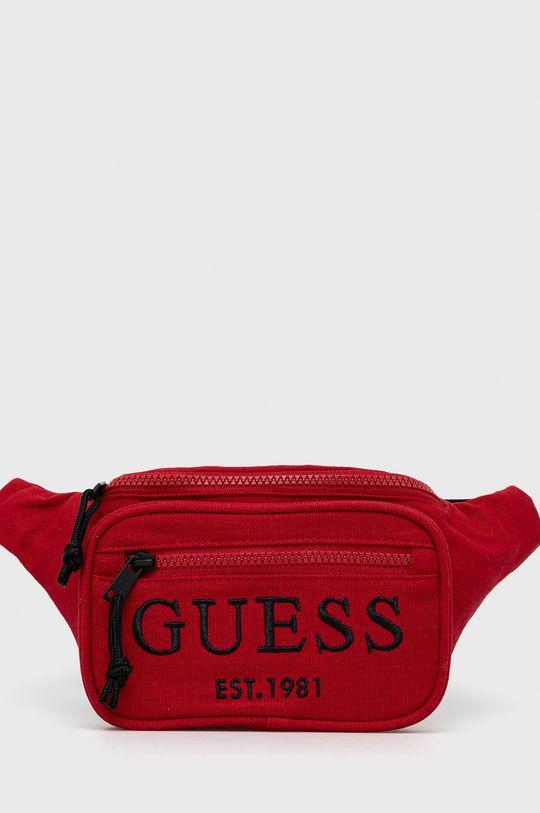 czerwony Guess - Nerka Męski