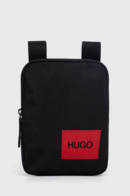 czarny Hugo - Saszetka Męski